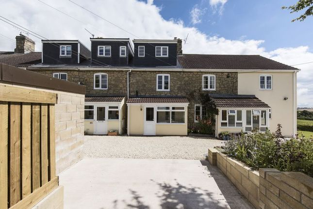 Thumbnail Terraced house for sale in Double Hill, Peasedown St. John, Bath