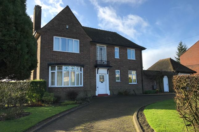 Thumbnail Detached house to rent in Tipton Road, Woodsetton, Dudley