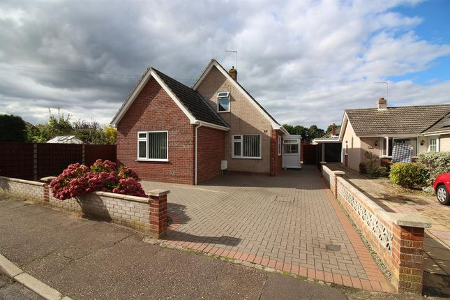 Thumbnail Detached house for sale in Mountfield Ave, Norwich, Norfolk