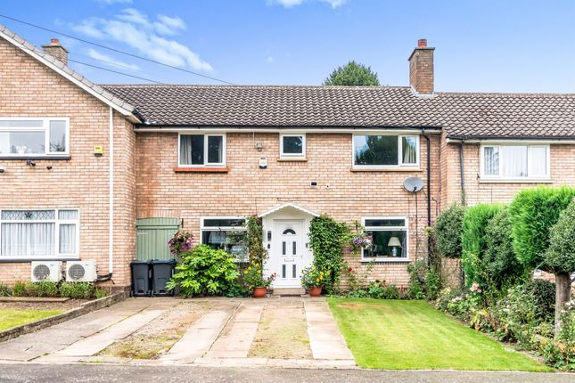 Thumbnail Terraced house for sale in Springfield Road, Sutton Coldfield