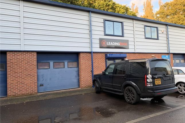 Thumbnail Warehouse for sale in Unit 8, Glenmore Business Centre, Aerodrome Road, Gosport, Hampshire
