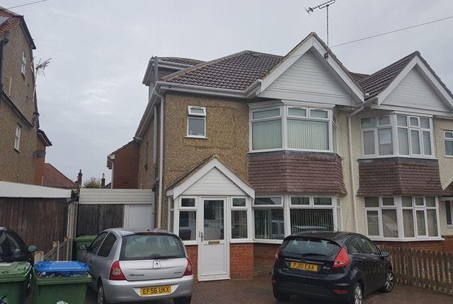 Thumbnail Detached house to rent in Ripstone Gardens, Southampton