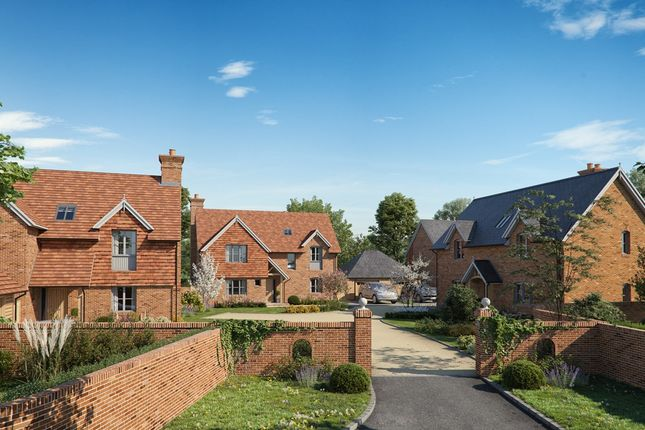 Thumbnail Detached house for sale in Milford Road, Everton, Lymington