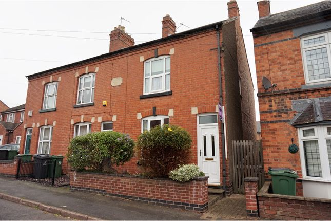 Thumbnail End terrace house for sale in Albion Street, Anstey
