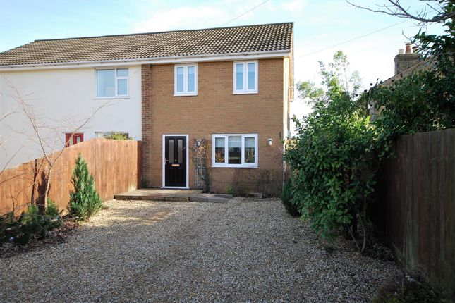 Thumbnail Terraced house for sale in Clay Lake, Spalding