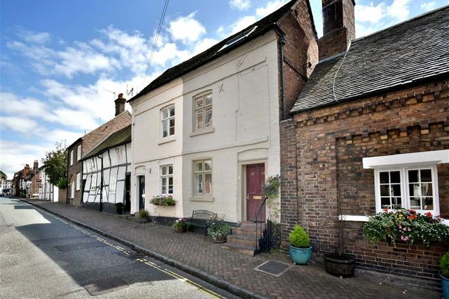 Thumbnail Terraced house for sale in St Marys Street, High Town, Bridgnorth