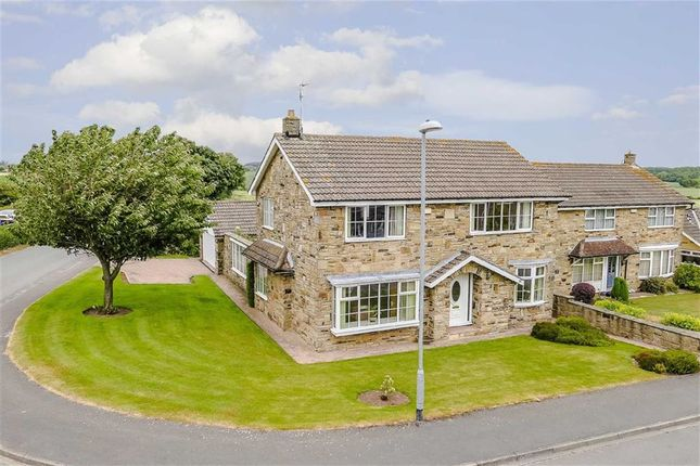 Thumbnail Detached house for sale in Princess Mead, Goldsborough, North Yorkshire