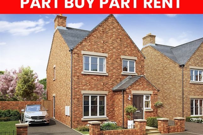 """3 bed property for sale in """"The Kingston."""" at Croston Road, Farington Moss, Leyland PR26"""