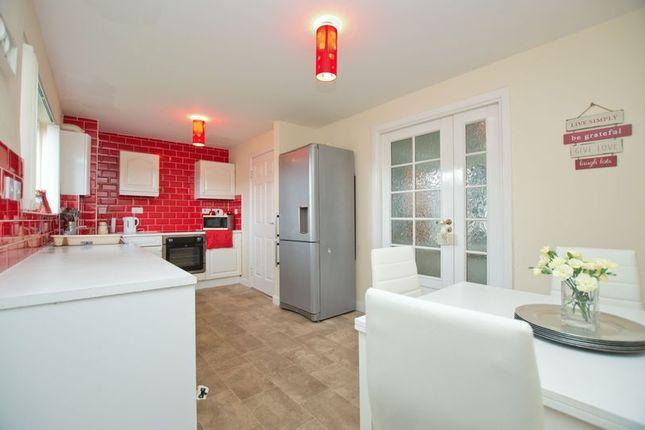 Dining Kitchen of Sword Street, Dennistoun, Glasgow G31