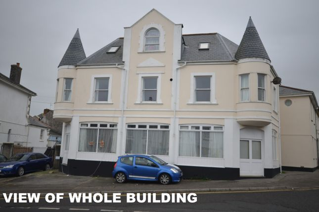 Thumbnail Flat for sale in Basset Street, Camborne
