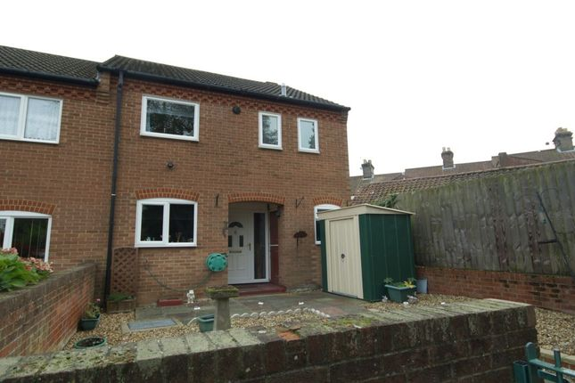 Thumbnail Semi-detached house for sale in Lawson Road, North City, Norwich