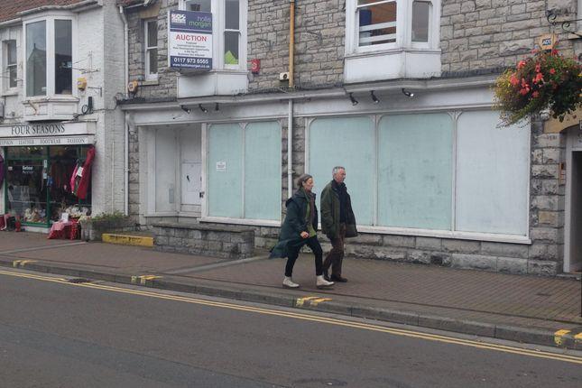 Thumbnail Retail premises to let in High Street, Street