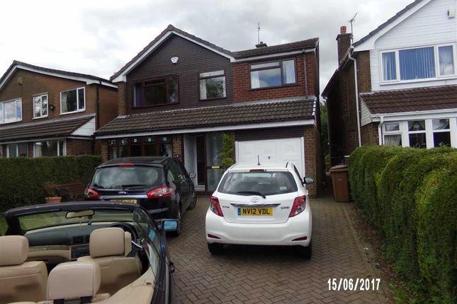 Thumbnail Detached house to rent in St. Davids Close, Ashton-Under-Lyne