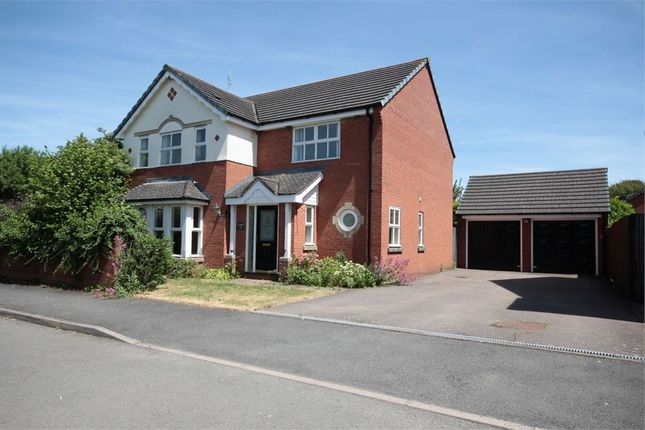 Thumbnail Detached house for sale in Homestalls Meadow, Pillerton Priors, Warwick