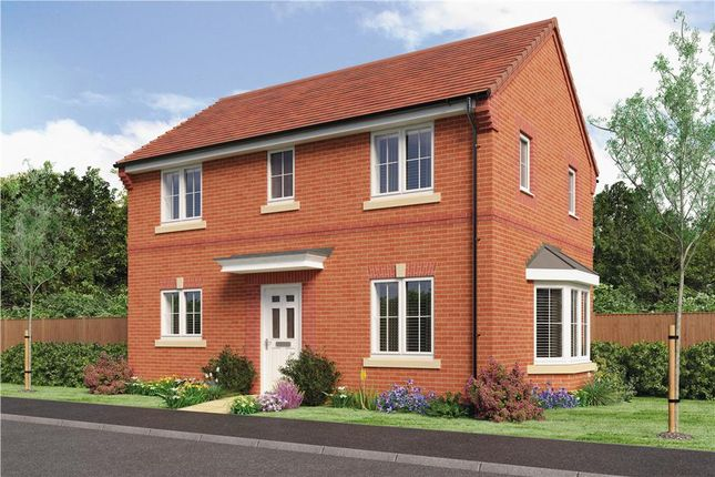 "Thumbnail Detached house for sale in ""Darwin"" at Rykneld Road, Littleover, Derby"
