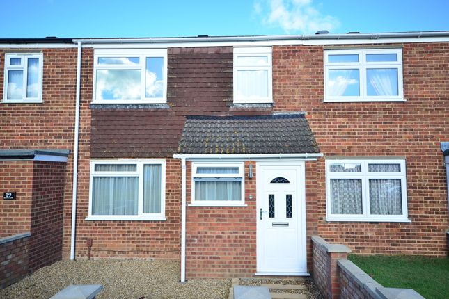 Thumbnail Terraced house to rent in Blythe Close, Sittingbourne