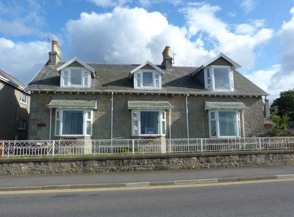 Thumbnail Flat to rent in Flat 1, Beachview House, Stotfield Road, Lossiemouth