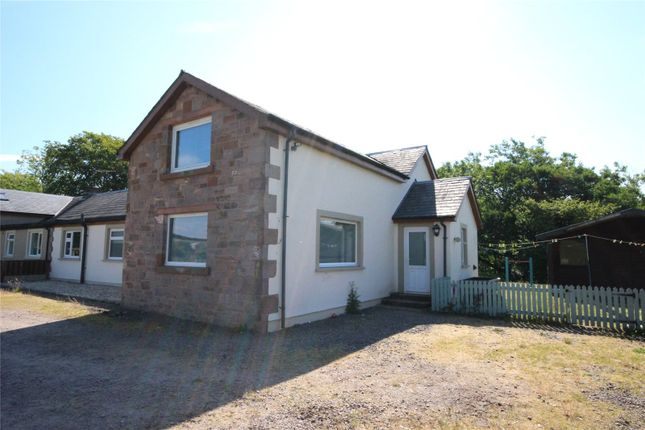 Thumbnail Semi-detached house for sale in 2 Barnglies Cottage, Canonbie, Dumfries And Galloway