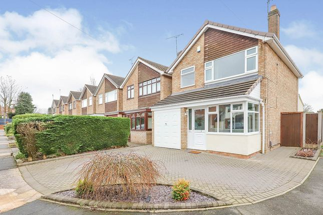 4 bed detached house for sale in Hilary Drive, Wolverhampton, West Midlands WV3