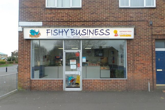 Retail premises for sale in Central Avenue, Dogsthorpe, Peterborough
