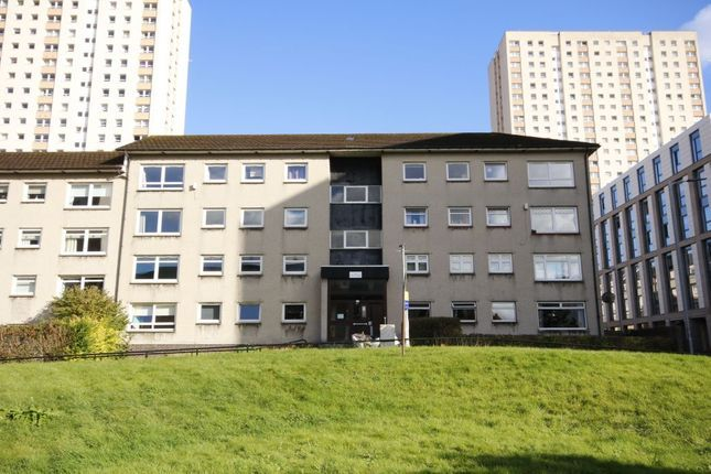 Thumbnail Flat to rent in St Mungo Avenue, City Centre, Glasgow