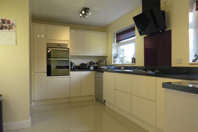 Thumbnail Detached house for sale in High Greeve, Wootton, Northampton