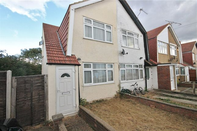 Thumbnail Semi-detached house to rent in Winchester Road, Hayes, Middlesex