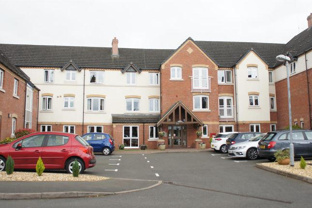 Thumbnail Flat for sale in Petifor Court, Anstey, Leicester