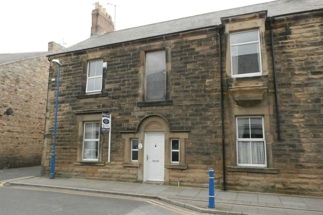Thumbnail End terrace house for sale in Rochell House, Queen Street, Amble