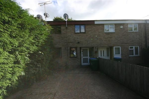 Thumbnail Terraced house to rent in Whitehouse Gardens, Southampton