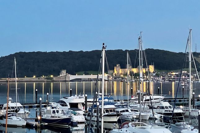 Thumbnail Town house for sale in Deganwy Quay, Deganwy