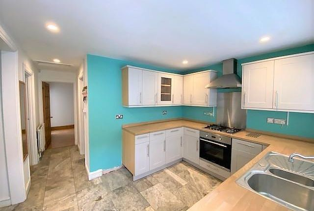 Kitchen of Castle Road, Mumbles, Swansea SA3