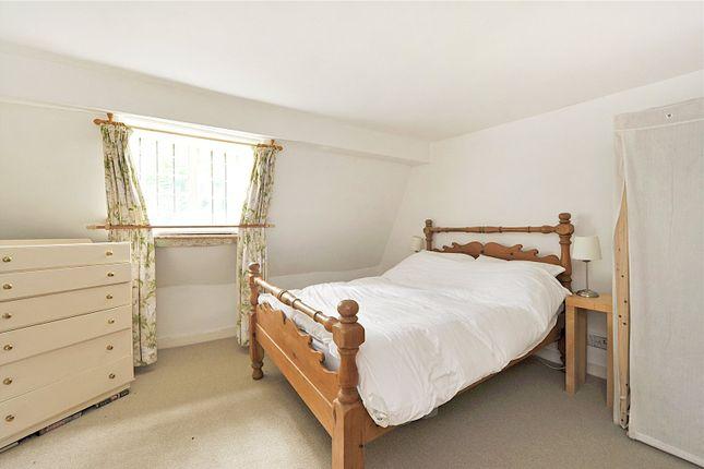 Bedroom of Castle Combe, Wiltshire SN14