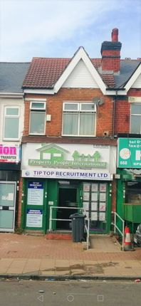 Thumbnail Flat to rent in Washwood Heath Road, Birmingham