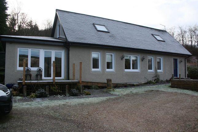 Thumbnail Detached bungalow for sale in Lamlash, Isle Of Arran
