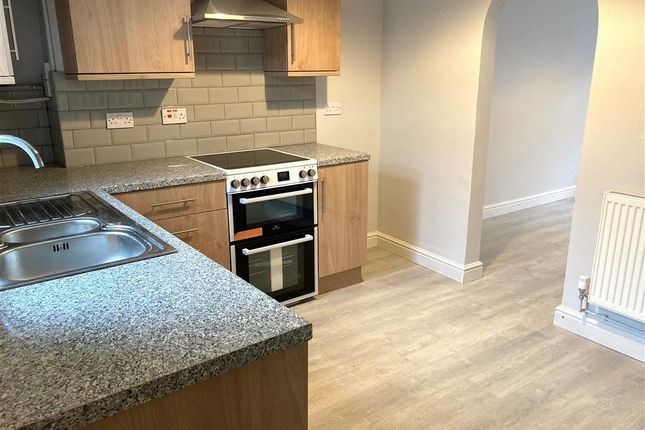 3 bed terraced house to rent in Harcourt Street, Ebbw Vale NP23