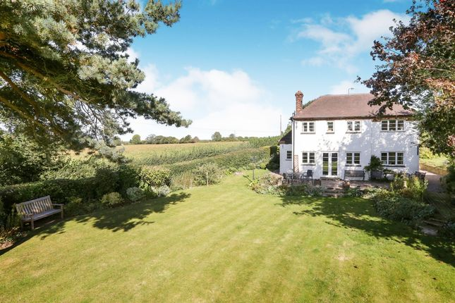 Thumbnail Detached house for sale in Off Foxes Lane Coldham, Brewood, Stafford