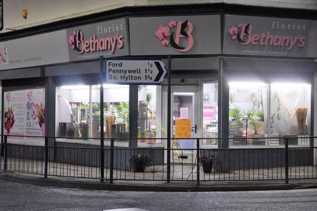 Retail premises for sale in Bethany's Florist, Kayll Road, Sunderland