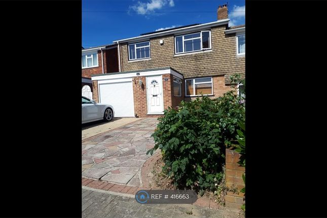 Thumbnail Semi-detached house to rent in Mungo Park Way, Orpington