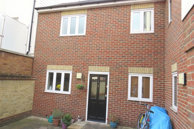 Thumbnail End terrace house for sale in Highbourne Court, Taverners Way, Hoddesdon