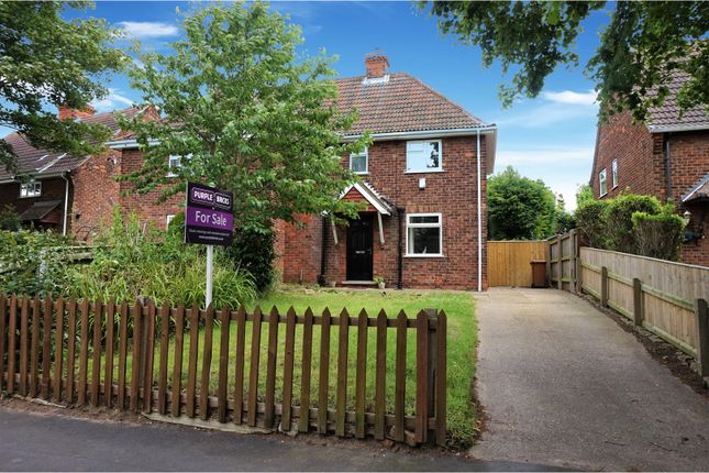 Thumbnail Semi-detached house for sale in Fairway, Grimsby