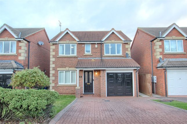 Thumbnail Detached house for sale in Trevarrian Drive, Redcar