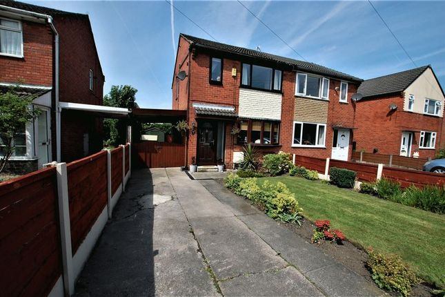 Thumbnail Semi-detached house for sale in Hayward Avenue, Little Lever, Bolton