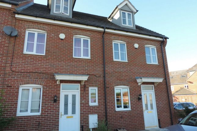 Thumbnail Semi-detached house to rent in Coltsfoot Drive, Bourne, Lincolnshire