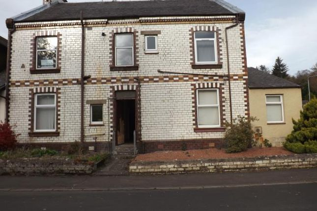 Thumbnail Flat to rent in 45 King Street, Newmilns