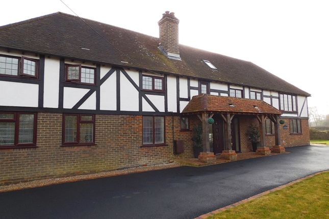 Thumbnail Detached house for sale in Summerhill, Polegate