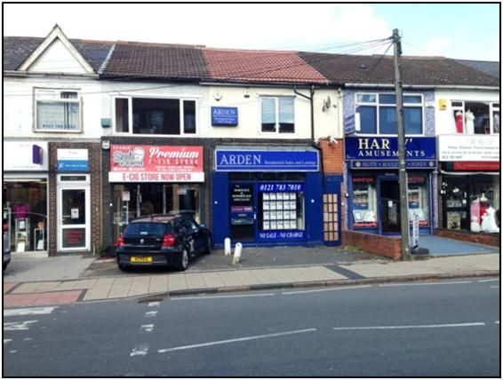 Thumbnail Retail premises for sale in Kingsley Court, Church Road, Yardley, Birmingham