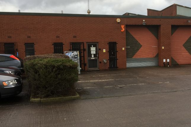 Thumbnail Industrial to let in Spring Road Industrial Estate, Lanesfield Drive, Wolverhampton