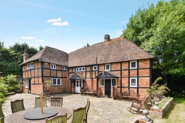 Thumbnail Property to rent in The Village, Ashurst, Steyning