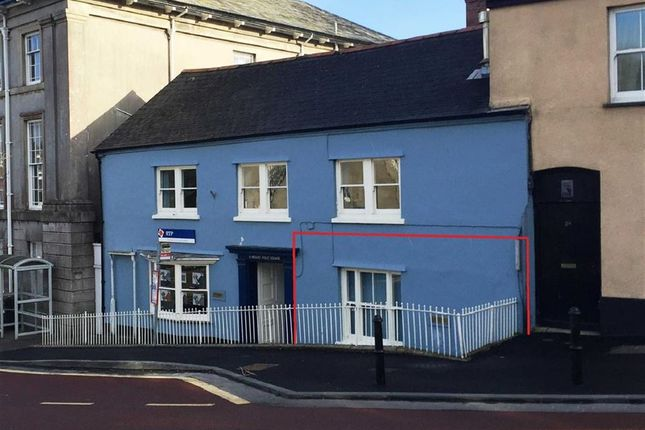 Thumbnail Office to let in Ground Floor Office Suite, 9, Mount Folly Square, Bodmin